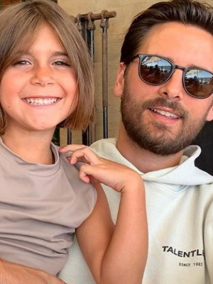 Scott Disick Goes Off on Kris Jenner's BF Corey Gamble for Saying He'll Spank His Daughter