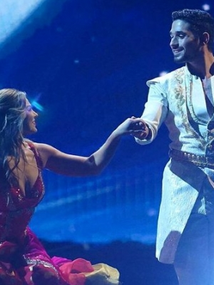 'DWTS' Recap: Celebrities Bring Magical Performances on Disney Night