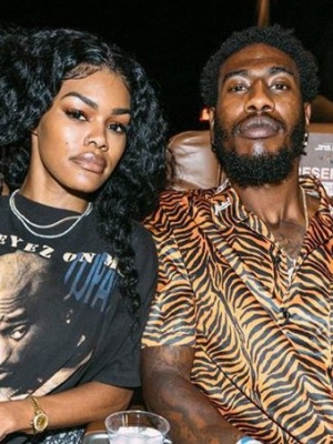 Teyana Taylor's Husband Iman Shumpert Caught on a Date With Another Girl - Cheating?