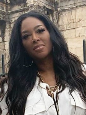 'RHOA': Kenya Moore and NeNe Leakes Involved in Physical Fight at Kandi Burruss' Baby Shower