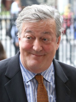 Stephen Fry Unashamedly Admits to Dreaming of Playing James Bond