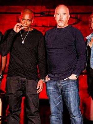Dave Chappelle Brings Disgraced Louis C.K. on Stage During Ohio Show