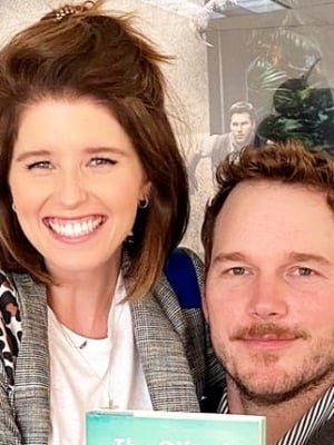 Face of Chris Pratt and Katherine Schwarzenegger's Newborn Daughter Seen for the First Time