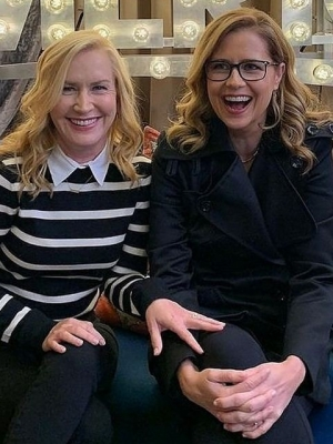 'The Office' Stars Angela Kinsey and Jenna Fischer Win Podcast of the Year