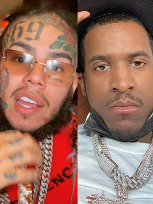 6ix9ine Involved in Heated Argument With Lil Reese and 600 Breezy Over King Von