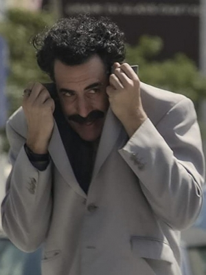 Sacha Baron Cohen Rules Out Third 'Borat' Movie Because It's 'Too Dangerous'