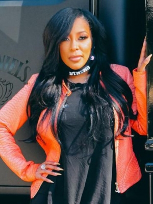 K. Michelle Gets Candid About Her 'Pain' After Being Made Fun Over Botched Butt Implant Surgery