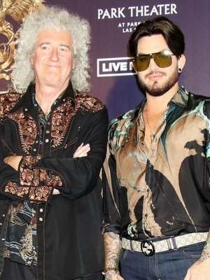 Queen Explain Why They Haven't Released New Music With Adam Lambert Despite Touring Together
