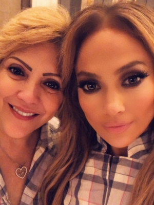 Jennifer Lopez Celebrates Mother's Day Early as She Brings Mom on Stage at Vax Live Concert