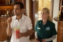 Anna Faris and Eugenio Derbez Recall Filming 'Freezing' Ocean Scenes for 'Overboard' Remake