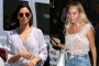 Pictures: Take a Peek at Jenna Dewan and Corinne Olympios' Sheer Summer Style