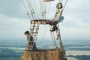 Eddie Redmayne and Felicity Jones Enjoy Hot Air Balloon Ride in First 'The Aeronauts' Photo