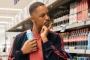 Will Smith Shocks Customers at U.K. Store Boots