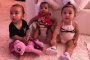 All Kardashian Babies Gather for First Time in New Pic