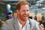 Video: Prince Harry Looks Adorably Flustered After Caught Stealing Samosa