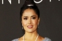 Salma Hayek Shows Off Daughter's Hairdressing Talent