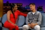 Tiffany Haddish Brazenly Suggests Visit to Jay Hernandez's Apartment on 'Late Late Show'