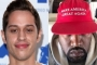 Pete Davidson Wished He Bullied Kanye West for Pro-Donald Trump Hat