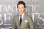 Eddie Redmayne Has to Wear Medical Boot After Spraining Ankle on Set