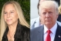 Barbra Streisand Unconcerned Her Donald Trump Criticism Affects Album Sales