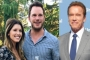 Chris Pratt Looks Relieved After Meeting Katherine's Dad Arnold Schwarzenegger on Double Date