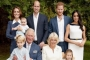 Prince George Has Laughter Fit in Royal Family's Most Candid Picture Ever
