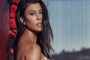 Kourtney Kardashian Gets Naked for GQ Mexico to Promote Body Positivity