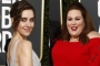 Alison Brie and Chrissy Metz Looking Friendly After Chrissy Denied Calling Her Out at Golden Globes