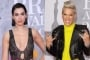 Dua Lipa Gushes Over Pink Meeting at 2019 BRITs: It Was Nothing Short of Perfect