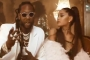 Ariana Grande and 2 Chainz Continue Teasing Retro 'Rule the World' Music Video - Watch!