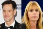 Jim Carrey and Benito Mussolini's Granddaughter Are Feuding on Twitter Over Offensive Painting
