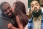Kanye West Honors Nipsey Hussle, Daughter North Shows Off Singing Skill During Sunday Service