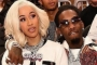Cardi B Heats Up Offset's Stage at Revolve Festival With Surprise Performance
