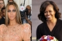 Beyonce Grateful Her Kids Have Michelle Obama as 'Beacon of Hope'