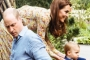 Prince William and Kate Middleton's Son Prince Louis Walks and Plays at Her Garden in New Photos