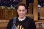 Pete Davidson Shyly Makes His Runway Debut at Alexander Wang's Fashion Show
