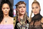 Rihanna Outshines Madonna and Beyonce as World's Richest Female Musician
