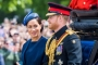 A Never-Before-Seen Pic of Prince Harry and Meghan Markle Spotted in Kensington Palace