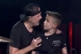 Metallica Gives Birthday Teen Chance to Play Drum With Them at Amsterdam Concert