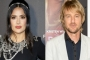 Salma Hayek Teams Up With Owen Wilson for Sci-Fi Love Story 'Bliss'