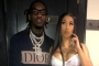 Offset Brags About Cardi B's New Tribute Tattoo of His Name