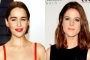 Emilia Clarke and Rose Leslie Fall Victims to Monkey Thieves During Trip in India