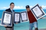 Ozuna Acquires Four Titles in 2020 Guinness World Records
