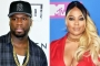 50 Cent Roasts 'Old Drink Lady' Teairra Mari for Pleading Guilty in DWI Case