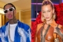 Tyga Spotted Giving Bella Hadid Stink Eye During Paris Fashion Week - See the Pic