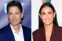 Rob Lowe Credits Demi Moore for Inspiring Him to Get Sober