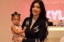 Video: Kylie Jenner Wakes Stormi Up From Her Nap While Giving a Tour of Her Pink Office