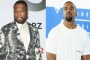 50 Cent Roasts Kanye West Over Controversial 'Brunchella' Meal - See the Post!