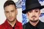 Liam Payne and Boy George Hug it Out Six Years After Twitter Spat