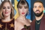 Adele, Taylor Swift, Drake Top RIAA's Albums of the Decade